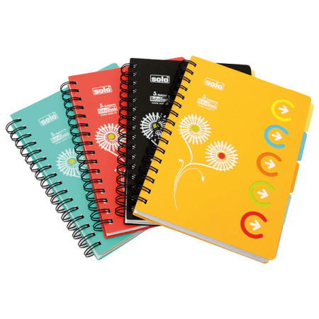 Customized Spiral Notebooks