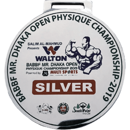 Customized Medal -02