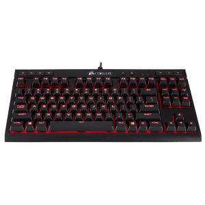 Corsair K63 Compact Mechanical Gaming Keyboard -CHERRY® MX Red