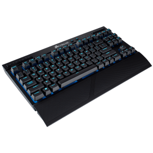 Corsair K63 Wireless Special Edition Mechanical Gaming Keyboard — Ice Blue LED — Cherry MX Red